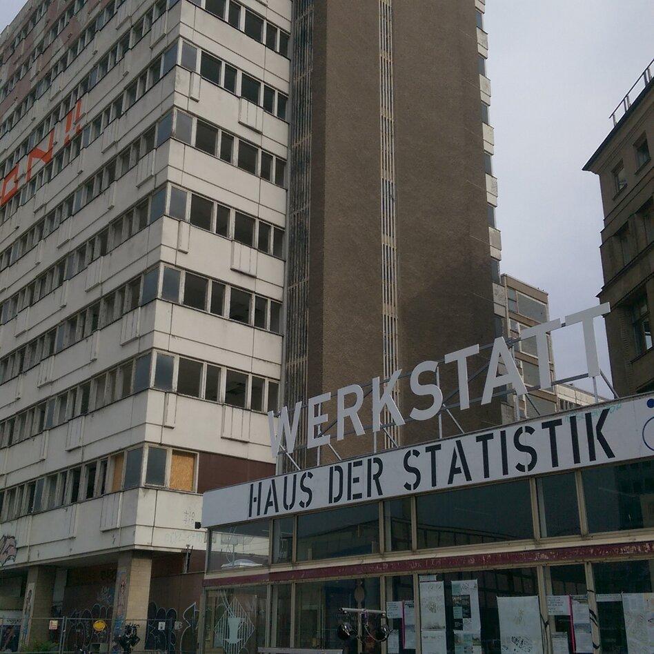 Haus Der Statistik: Alternative Stadtentwicklung In Berlin: Die Statistik