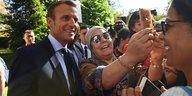 Vorurteile in der französischen Politik: Der Präsident der Reichen