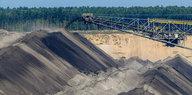 Braunkohleabbau in Brandenburg sinkt: 2022 sind es nur noch drei
