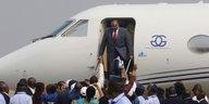 Kongos Oppositionsführer Bemba: Strafgerichtshof bestätigt Verurteilung
