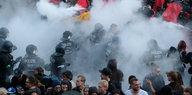 Durchsuchungen wegen G20-Protest: 35-Jähriger festgenommen