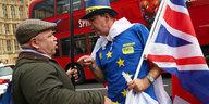 Brexit-Abkommen mit der EU: Alle sind gegen Theresa May