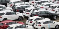 EU-Kommission und deutsche Autobauer: Kartellermittlungen verschärft