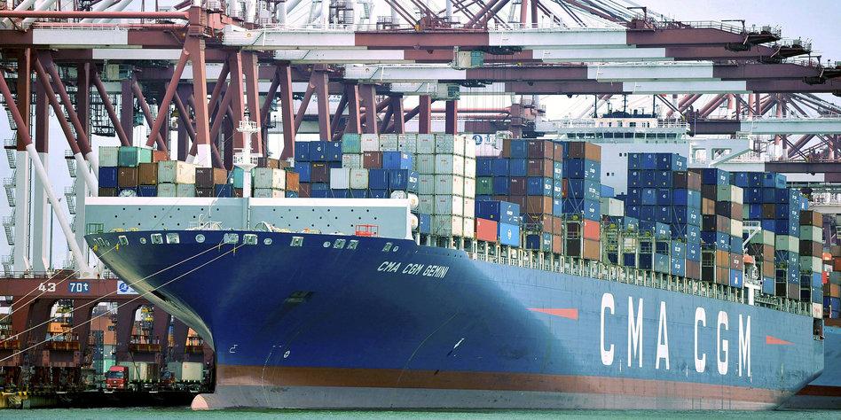 Handelsstreit - China reagiert mit Gegenmaßnahmen auf neue US-Zölle