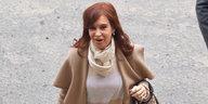 Korruptionsprozess gegen Ex-Präsidentin: Haftbefehl gegen Cristina Kirchner