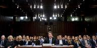 Vergewaltigungsvorwurf gegen US-Jurist: Stopp bei Kavanaugh-Ernennung