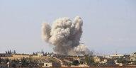 Plan für Pufferzone in Syrien: Atempause für Idlib