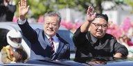 Gipfeltreffen zwischen den Koreas: Kim und Moon müssen jetzt liefern