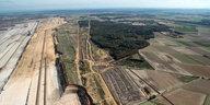 Nach Todesfall im Hambacher Forst: RWE-Chef hält an Rodung fest