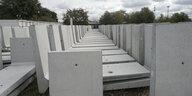 Umstrittenes Kunstprojekt in Berlin: Die Mauer wird gar nicht erst gebaut