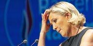 Gerichtsanordnung nach Gräuel-Tweets: Le Pen wehrt sich gegen Gutachten