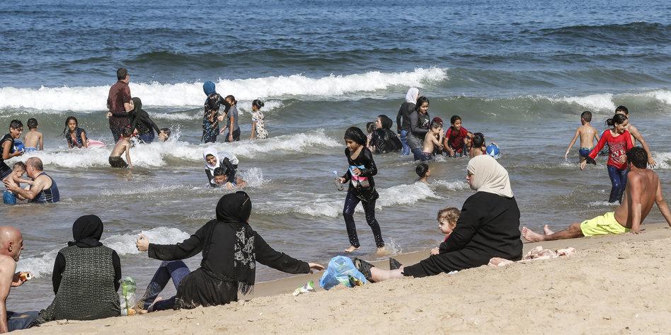 Flüchtlinge Urlaub Syrien