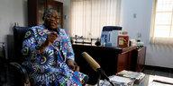 """Präsidentschaftskandidatin in Nigeria: """"Bring Back Our Girls"""" an die Macht"""