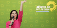 """Grünen-Chefin über die Bayernwahl: """"Ein gemeinsamer Erfolg"""""""