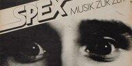 Ende des Berliner Musikmagazins: Krach, bum! Spex kaputt