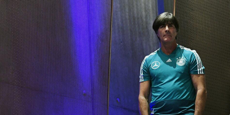 Fußball Bundestrainer Jogi Löw Time To Say Goodbye Tazde