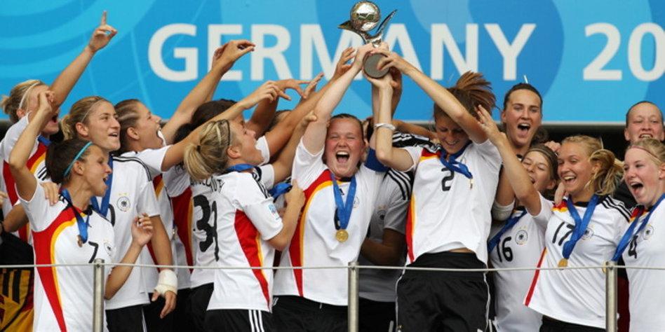 Frauenfussball Wm 2021