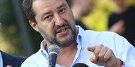 Italiens Schuldenstreit mit der EU: Wir machen Schulden, basta!