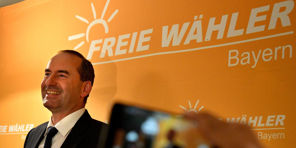 Aiwanger will Freie Wähler auf Bundesebene etablieren