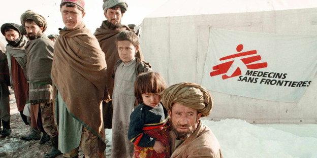 ärzte Ohne Grenzen Afghanistan