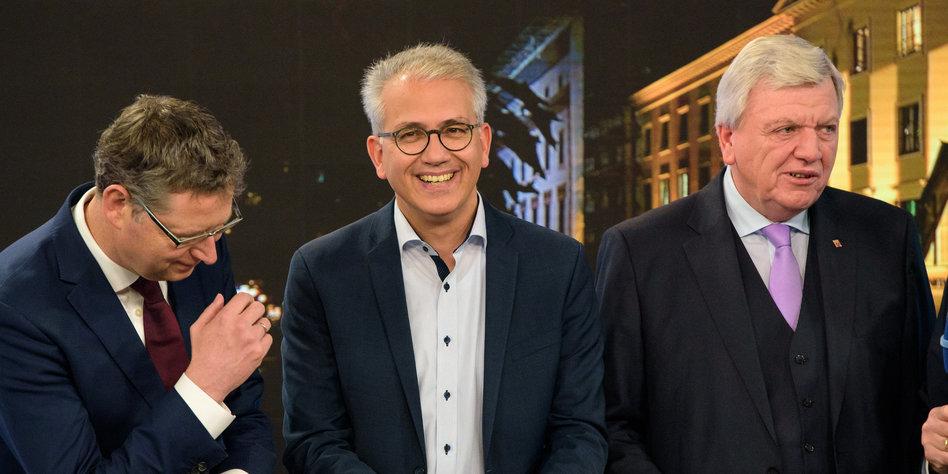 Hessenwahl 2021 Endergebnis