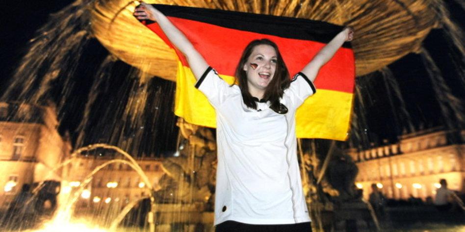 Internationale Presse Deutschland Italien