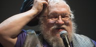Der Autor von Game of Thrones George R. R. Martin
