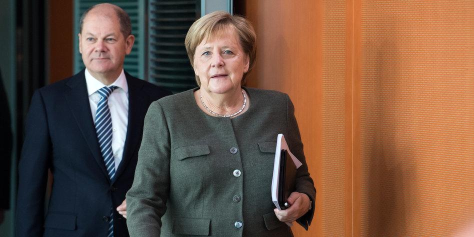 Bundesfinanzminister - Scholz hält zwölf Euro Mindestlohn für