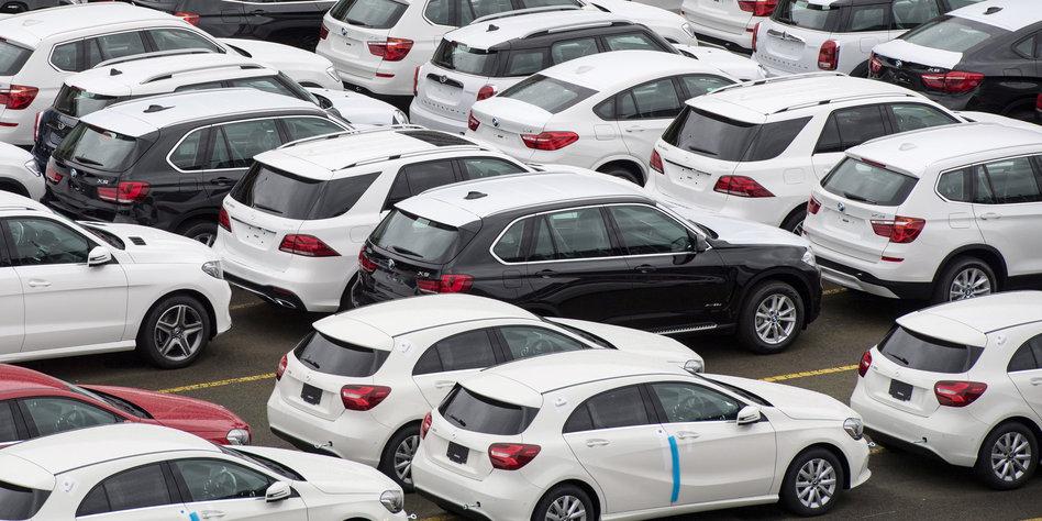 Musterklagen Gegen Vw Und Daimler Bankkunden Verklagen Autofirmen