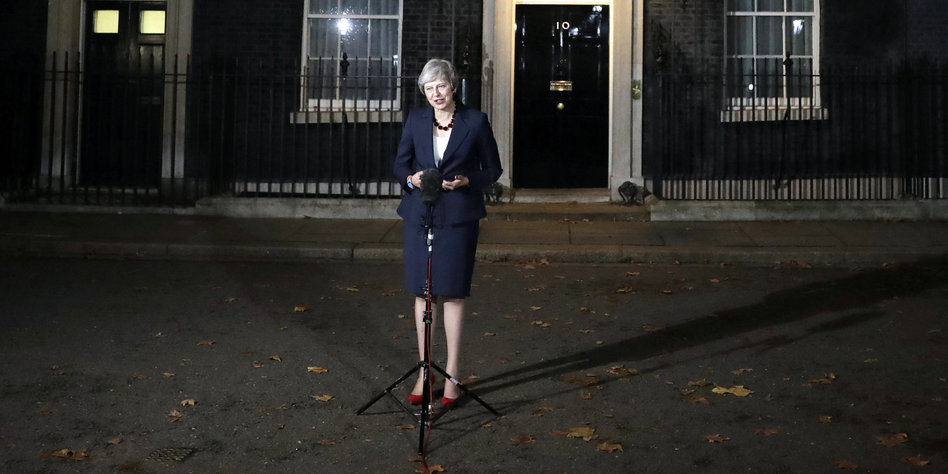 Britischer Brexit-Minister Dominic Raab tritt zurück — EU-Austritt Großbritanniens