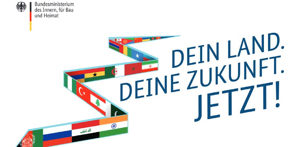 Plakatkampagne Des Heimatministeriums Ein Unmoralisches Angebot