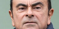 Ex-Nissan-Chef Carlos Ghosn
