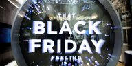 "Plakat ""That Black Friday Feeling"""