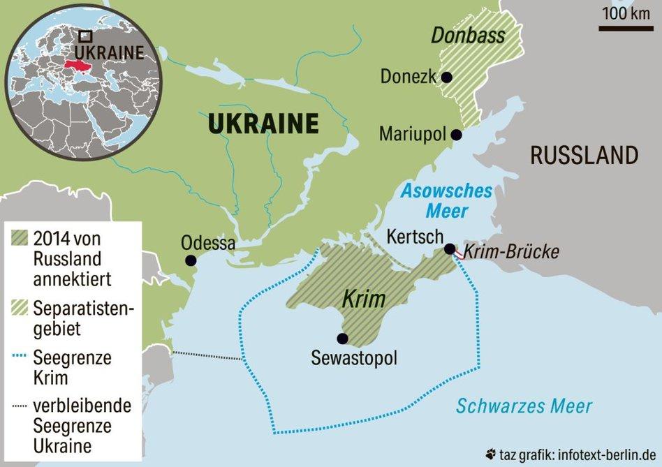 Russland Ukraine