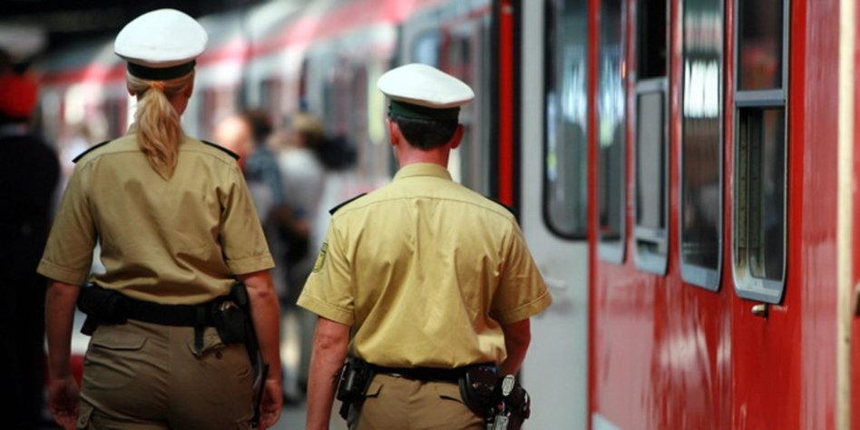 polizist als freund