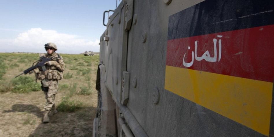 soll die bundeswehr in afghanistan bleiben