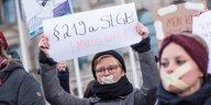 """""""Werbung"""" für Schwangerschaftsabbruch: Countdown für 219a ist abgelaufen"""