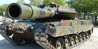 Waffenhandel steigt weiter: Deutsche Panzer schwer im Kommen