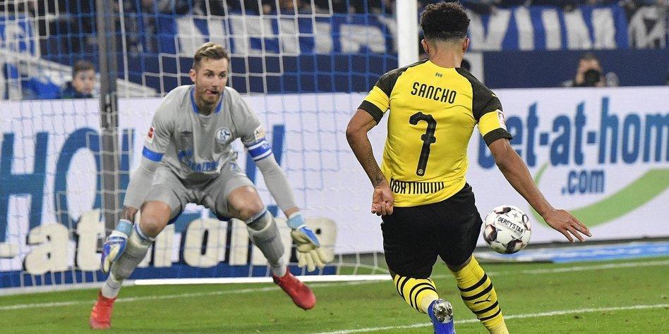 Schalke Derby 2021