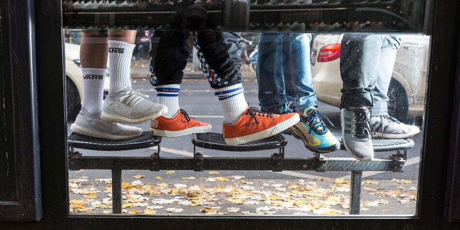 Die Geschichte des Turnschuhs: So wird ein Sneaker draus