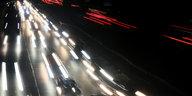 Bahnstreik verursacht Großstau in NRW: Chaos auf den Autobahnen