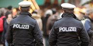 Ermittlungen wegen Volksverhetzung: Polizisten im rechten Gruppenchat