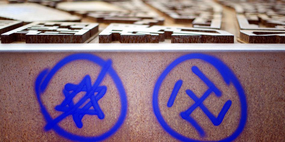 Antisemitismus-Studie - Fast jeder dritte Jude wird beleidigt oder belästigt