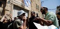 Zivilgesellschaft in Nahost: Israel will gegen Kritiker vorgehen