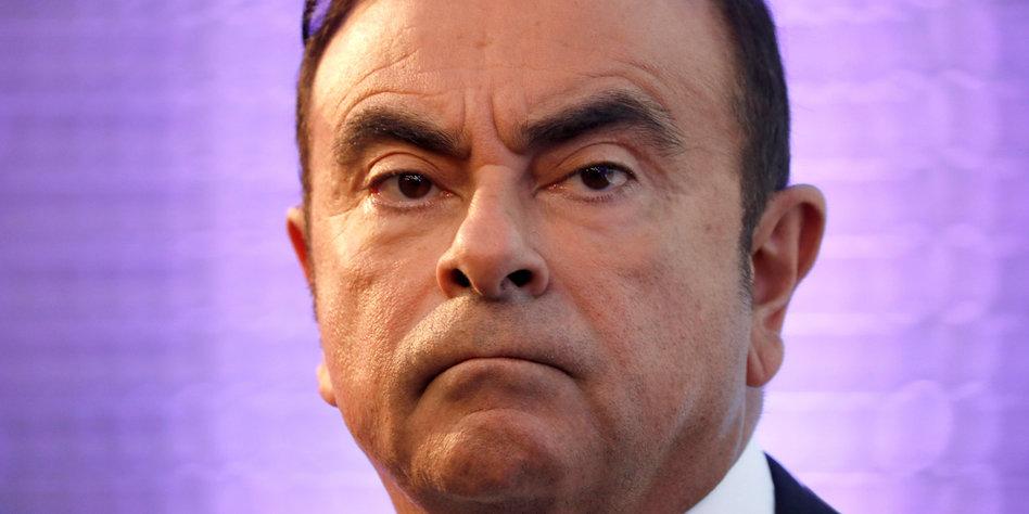Topmanager bleibt in Haft:Ghosn und Nissan werden angeklagt
