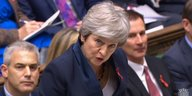 Ausstieg Großbritanniens aus der EU: May verschiebt Brexit-Abstimmung