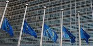 EU-Gipfel in Brüssel: Krisen, Krisen, nichts als Krisen