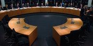 Amri-Untersuchungsausschuss: Opposition verklagt Bundesregierung
