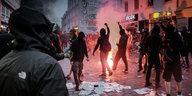 Vierte Fahndung seit G20-Protesten: Hamburger Polizei fahndet öffentlich