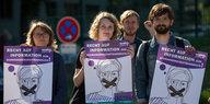 """Sozialwissenschaftlerin zu Paragraf 219a: """"Keine Opfer bei Abtreibungen"""""""